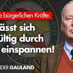 Image for the Tweet beginning: Dr. Alexander #Gauland zu #Thueringen: