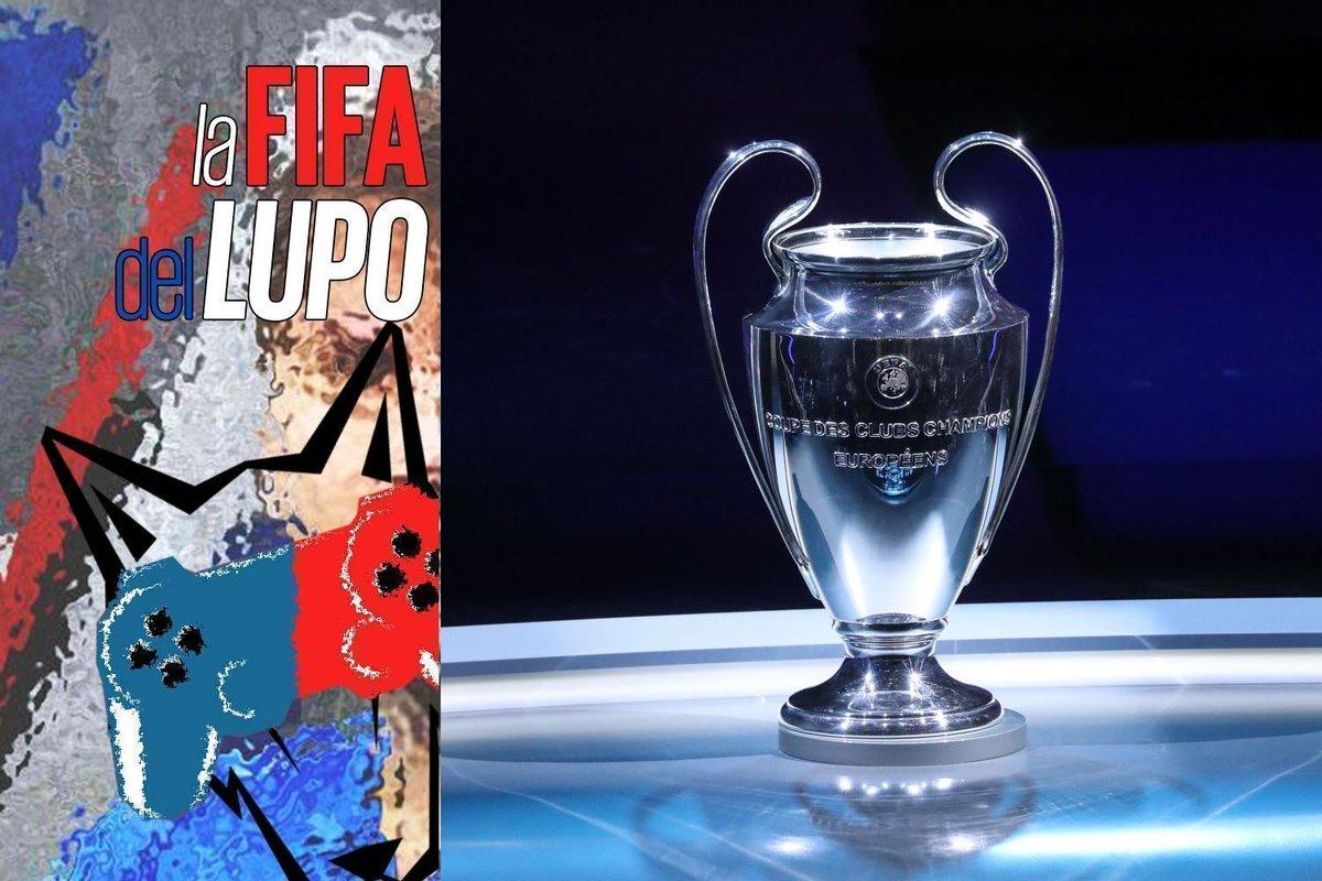RT @cmdotcom: FIFA del Lupo: torna la #eChampionsLeague. Qualificazioni al via, i dettagli https://www.calciomercato.com/news/fifa-del-lupo-torna-la-echampions-league-qualificazioni-al-via-i-93761… [@Lonewolf92Fifa] #Fifa20 #eSports #ChampionsLeaguepic.twitter.com/8ZhAAJflCR