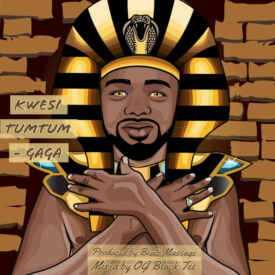 Watchout for @kwesitumtum new song #GAGA  mehn niqqa issa gem<br>http://pic.twitter.com/TGxXU1vAgB