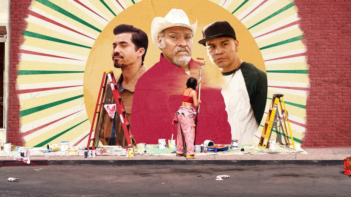 """Y ADEMÁS TAMBIÉN : AMPLIA Crítica de la serie #Gentefied de #Netflix. Un anuncio de la denuncia de la """"gentrificación"""" que se contenta con la contemplación. http://bit.ly/2uhcL2i  #netflixseries @NetflixES #FelizSabado #felizsabadoatodos #FelizFinDeSemana #BuenosDiasATodospic.twitter.com/vsyUjtzsRL"""
