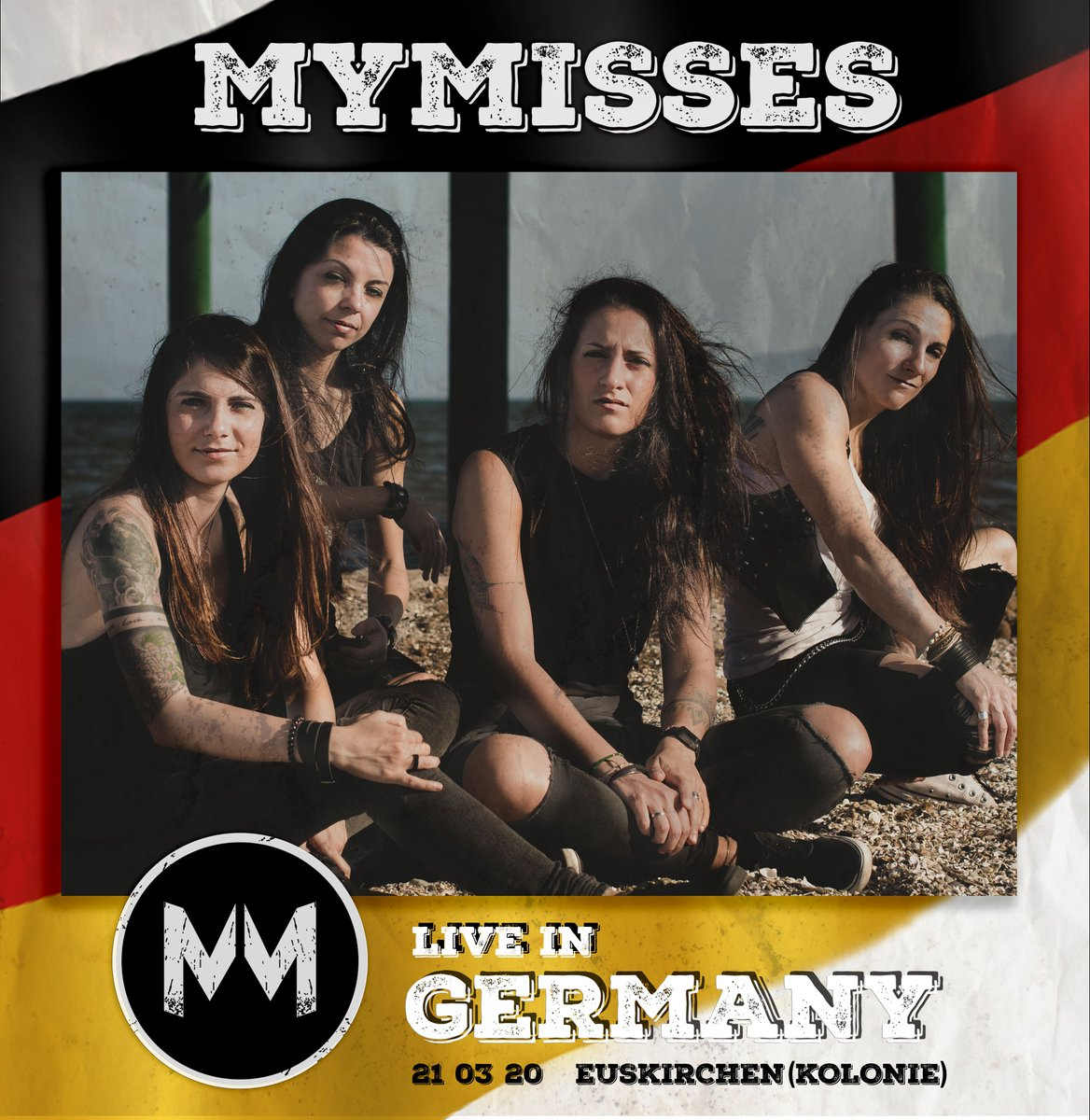 MYMISSESBand photo
