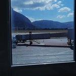 Image for the Tweet beginning: Estoy en aeropuerto de Palermo
