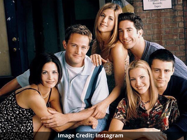 ''#Friends'' Cast Set To Reunite For A Special  Read here :