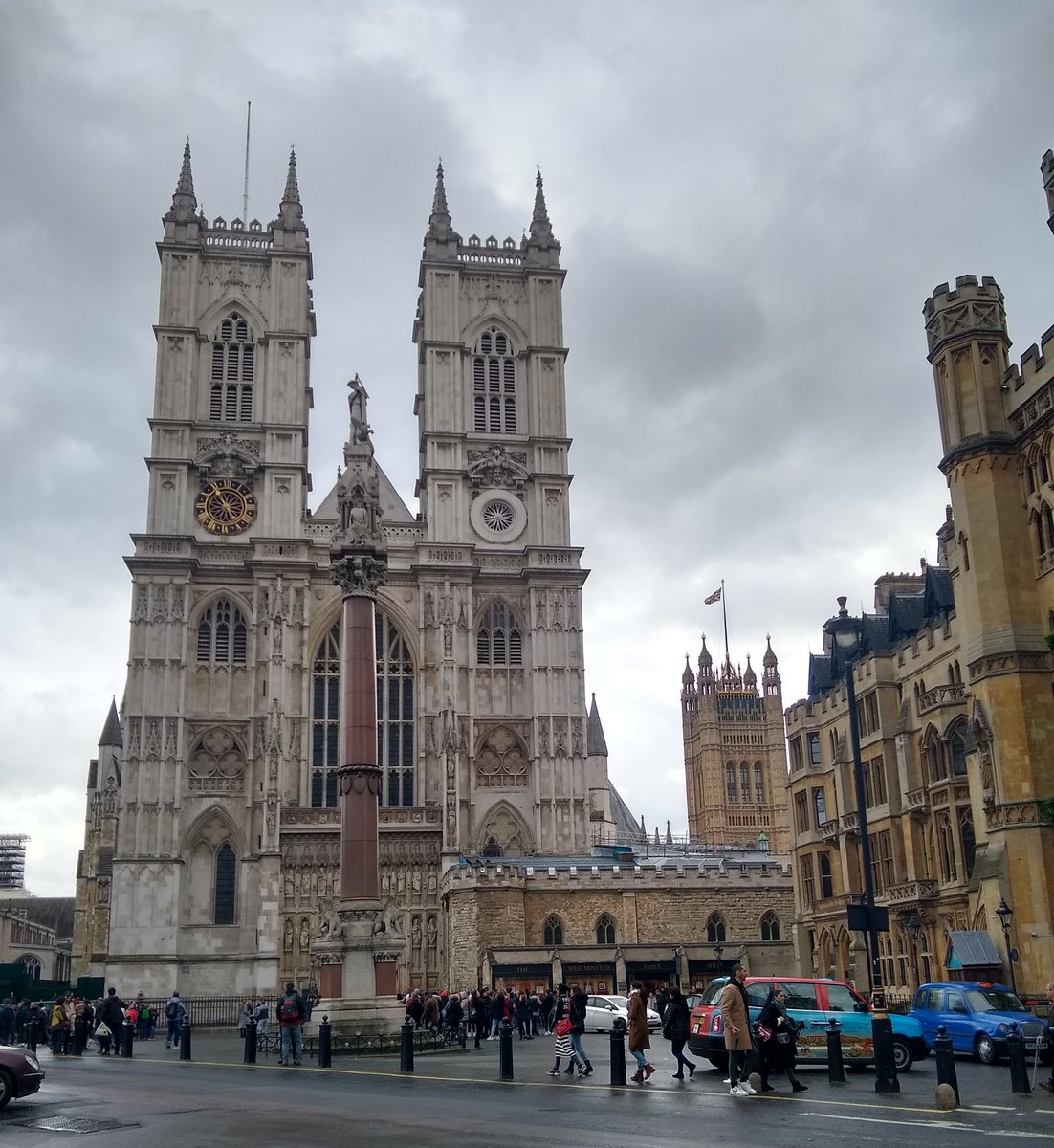 Valhalla! Read about it if you don't know. :')   #westminsterabbey pic.twitter.com/crlQVj9V2J – at Westminster Abbey
