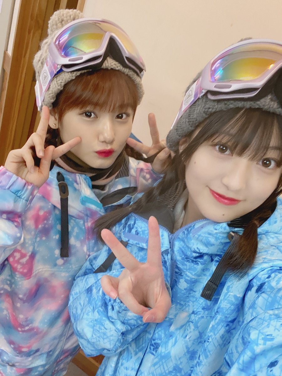 【12期 Blog】 よこやんが19歳だって!羽賀朱音:…  #morningmusume20