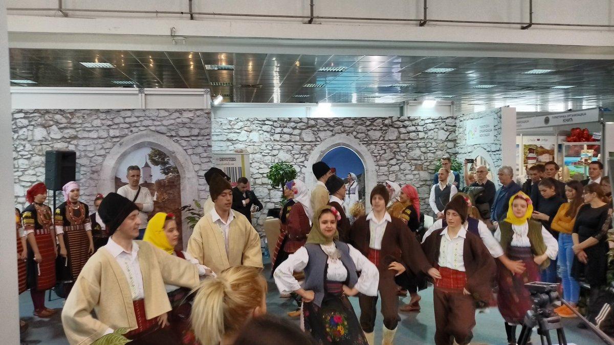 Photo Pros International cover the sajam Turizma 2020 in Belgrade, Serbia. Photographer today Wilhelm Kahle and Bojan Jeftic. #sajam #turizma #2020 #belgrade #serbia #photographer #picoftheday #photoprosinternational