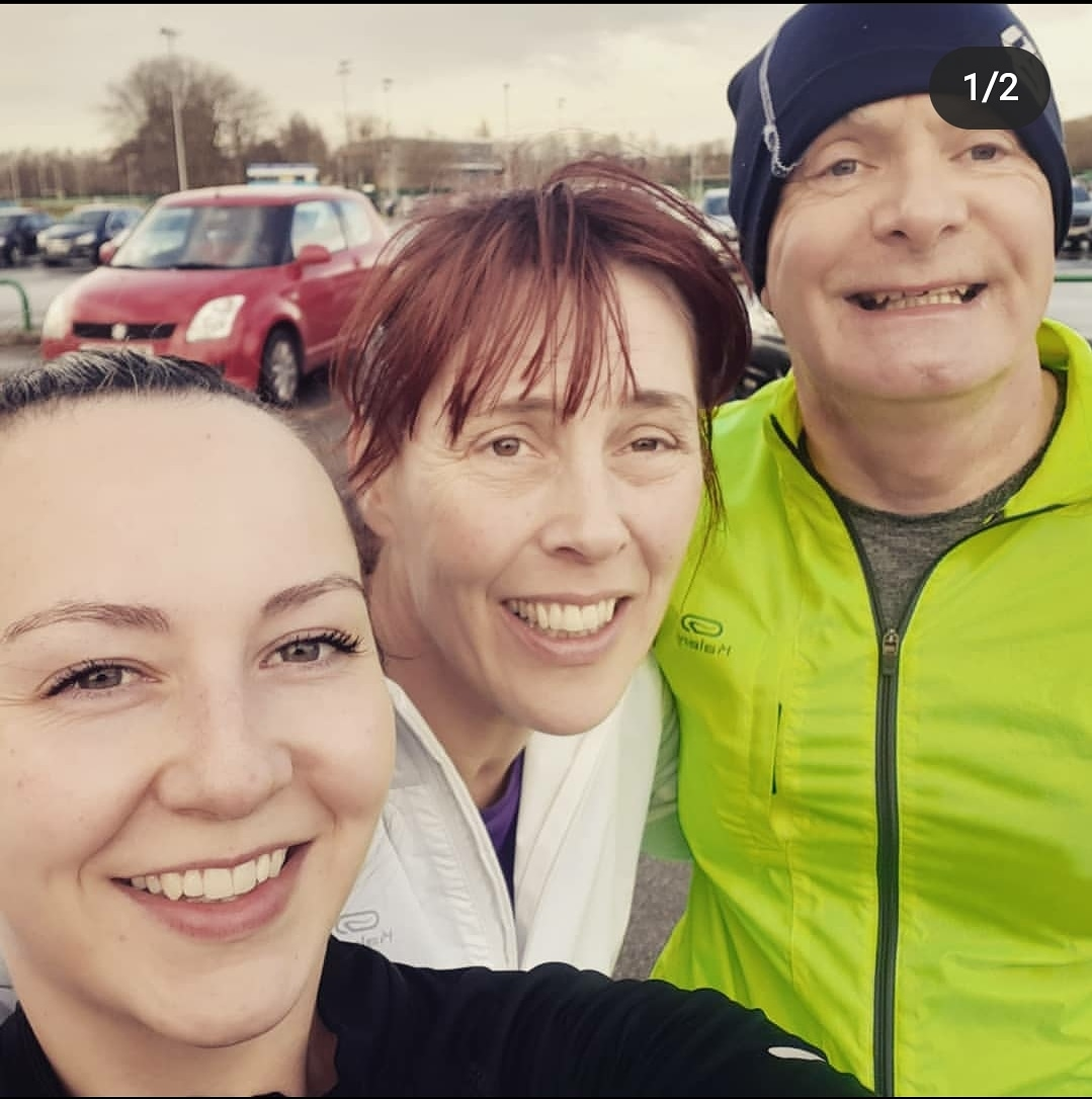 21k... done!   Well done guys. And even had the energy for a smile.  #TeamVPRC #MilesWithSmiles #Running #Warrington #C25k #10km #5km #HalfMarathon #Marathon #Runner #Run #Cardio #Fitness #Exercise #Cheshire #Workout #VictoriaPark #InstaRun #RunnersOfInstagram #FitFam #Positive<br>http://pic.twitter.com/tZR8Wg7pVF
