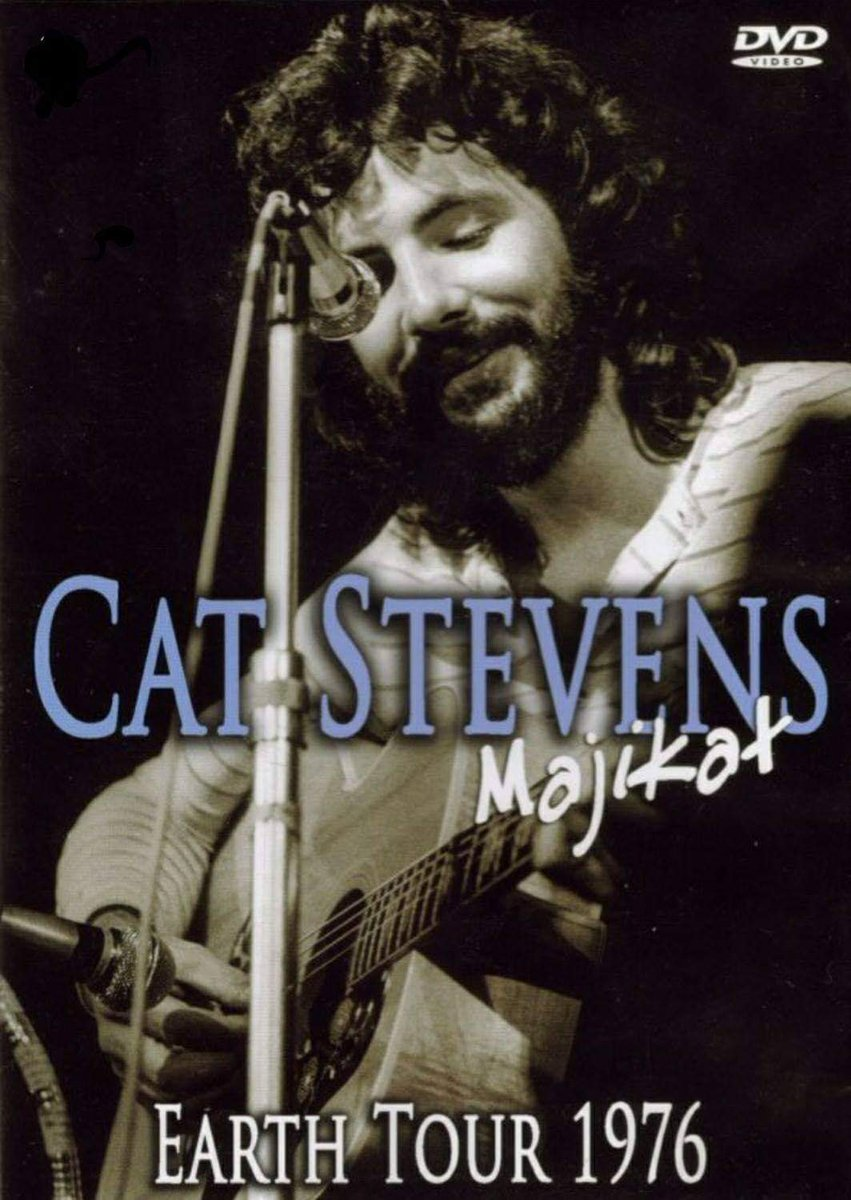 #otd February 22, 1976 @YusufCatStevens / Cat Stevens recorded his Majikat Earth Tour 76'  at William and Mary  College in Williamsburg, Va. What a night! Click link below to 'The Majikat Tour'  76!' https://youtu.be/8hUcy0IrdJw Have you seen The Cat on tour?? Where and when?pic.twitter.com/2vgsNJNuAX