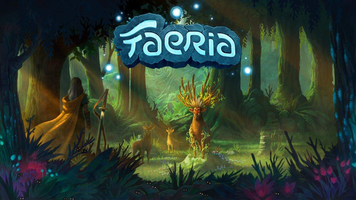 Faeria (@EnterFaeria), un jeu de cartes stratégique, est disponible gratuitement sur @EpicGamesFR jusqu'au 27 février ! http://ow.ly/JSzS50yr1fP  #MasterJeuxMetz #GameStudies #JeuxVidéo #Metz #Saulcypic.twitter.com/FoWEEuuLk2