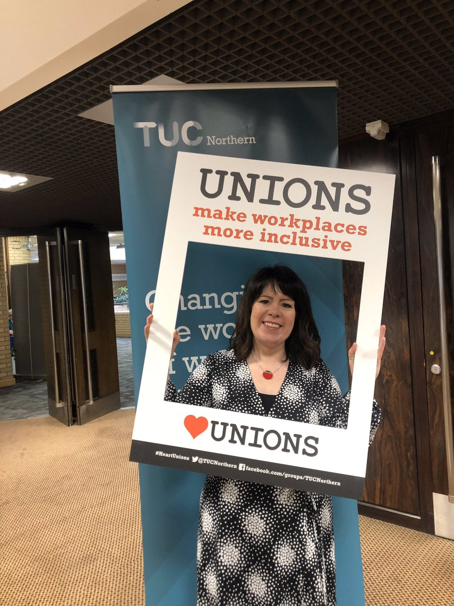 Very happy to speak at @TUCNorthern Equalities conference about Labour's plans for disabled people to access decent work. Now more than ever, we, as movement must work together to campaign & bring about change. #HostileEnvironment