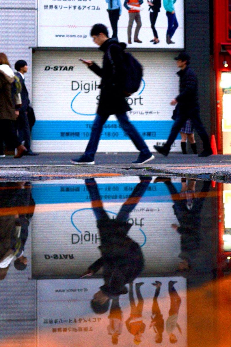 雨上がり。大阪日本橋 #写真好きな人と繋がりたい #写真撮ってる人と繋がりたい #カメラ好きな人と繋がりたい #ファインダー越しの私の世界 #キリトリセカイ #photo