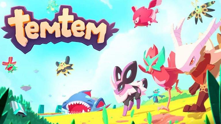 TemTem passe le cap des 500 000 exemplaires vendus  ->https://bit.ly/2SSOA3X  #TemTem #ShakeItTV #jeuxvideo pic.twitter.com/zDFWVgju9p