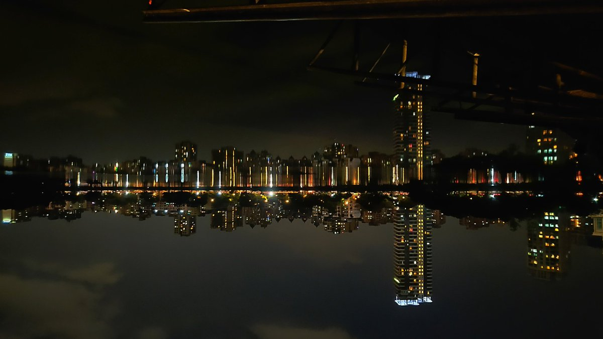 Learn to see things backwards, inside out, and upside down. #Saturday #weekend #powai #powailake #saturdaynight #SaturdayVibes #weekendvibes #instagram #happy #fun #photography #photooftheday #picoftheday #night #run #nature