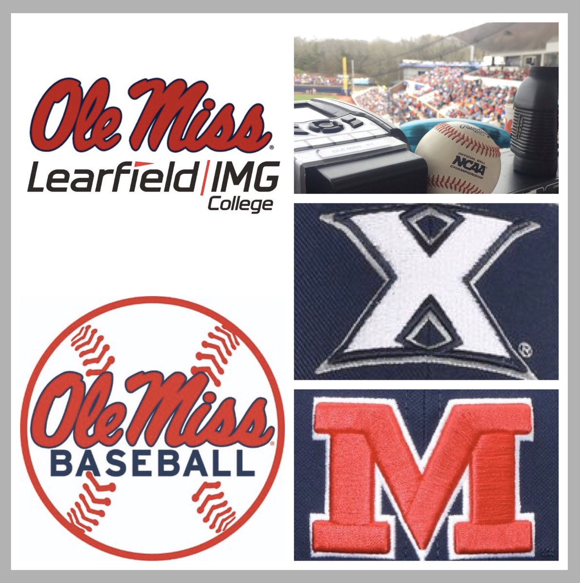 A 13-0 No No last night for @OleMissBSB!  We've got game two today vs Xavier at 1:30pm.  Airtime 1pm on the @OleMissNetwork with @RebVoice and Brad Henderson.pic.twitter.com/9kkiWe8iH2