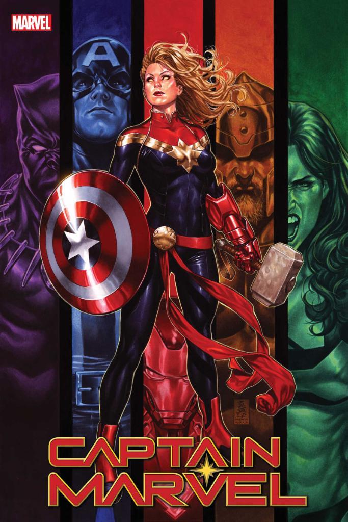 The power of all the Avengers, in her hands. 🌟: bit.ly/37O8oJV