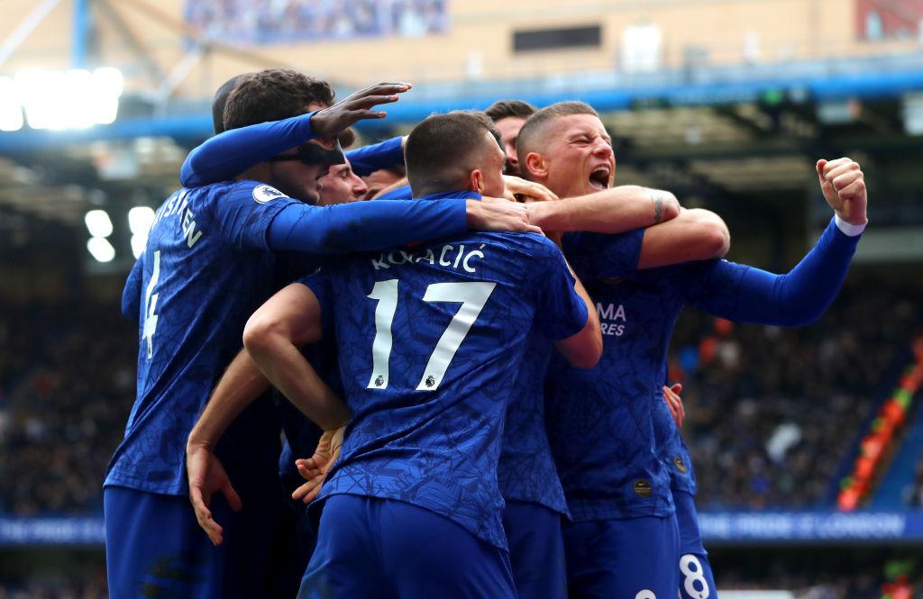Chelsea vs Tottenham Highlights, 22/02/2020