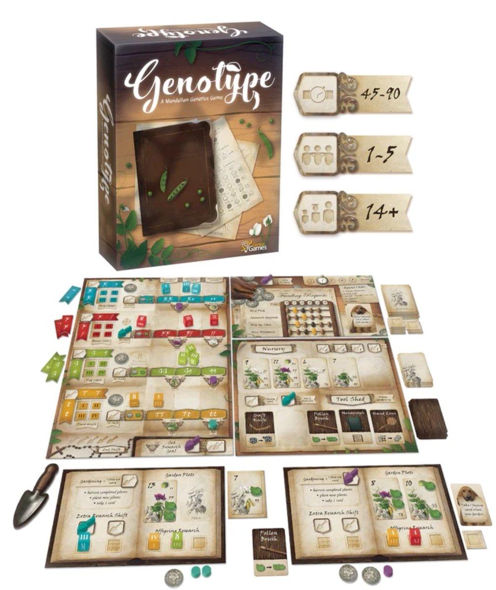 Genotype: A Mendelian Genetics Game, via @Kickstarter https://www.kickstarter.com/projects/geniusgames/genotype-a-mendelian-genetics-game?ref=android_project_share…  #leoeljugador #juegosdemesa #boardgames #tabletopgames #tabletopgaming #tabletopgame #kickstarter #boardgame #genotype  #geniusgames #genotypeboardgame #genotypekickstarterpic.twitter.com/0XxDq7ttGw