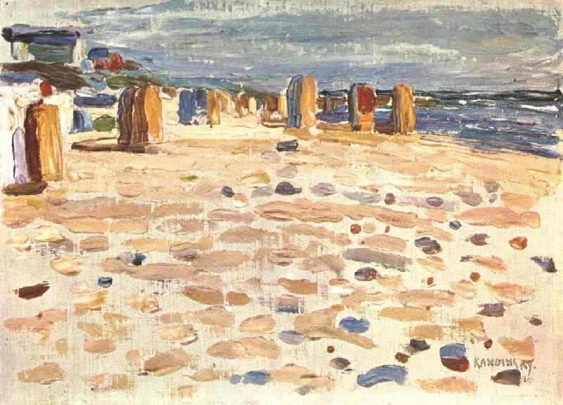 Wassily Kandinsky Beach Baskets In Holland  1904  #art #painting #kunst @illhueminatipic.twitter.com/ijgQwndGpr