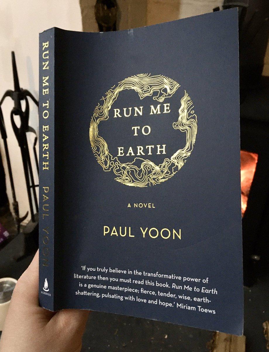 Run Me To Earth Book