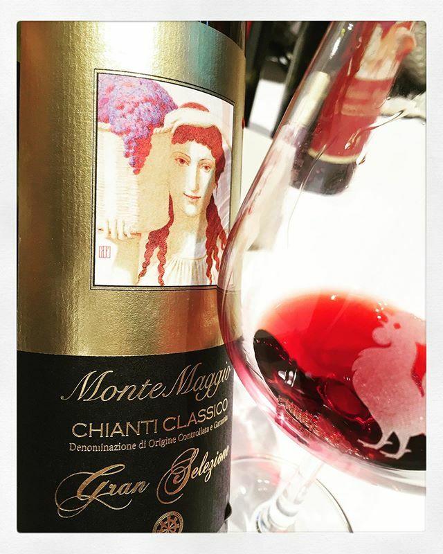 E comunque conoscere un vino e assaggiarne le annate nuove, è sempre un'emozione da provare! #appuntiditoscana #fattoriadimontemaggio #chianticlassicocollection #ccc2020 #gallonero #winetasting #winelover #winetour #winerytour #winemakers #instawine #win…