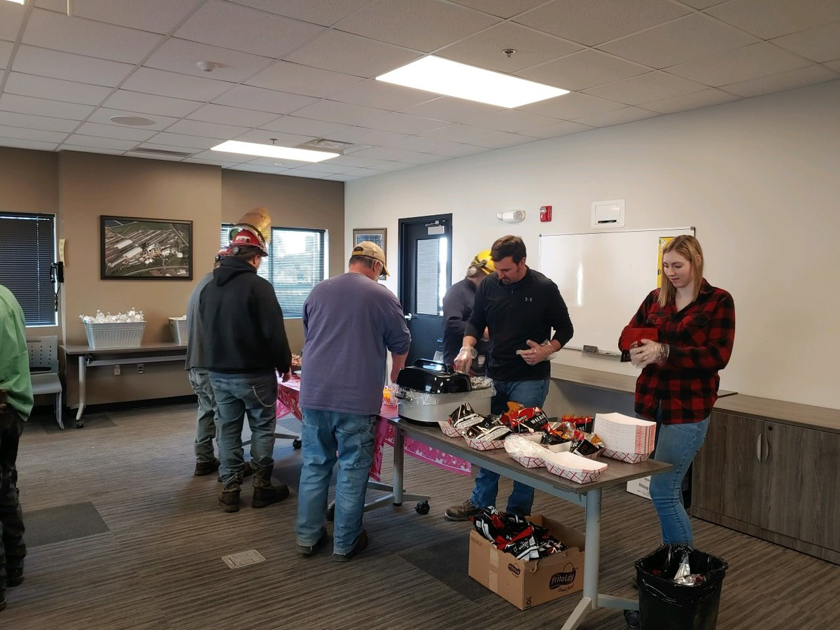 On Feb 11, we had a taco in a bag #fundraiser for #GivingHeartsDay. By free-will donation, we raised $620 from ~90 employees. The donations were split between the Care and Share of Crookston, Cathedral Elementary School, Riverview Foundation, & Villa St. Vincent. #CommunityRoots