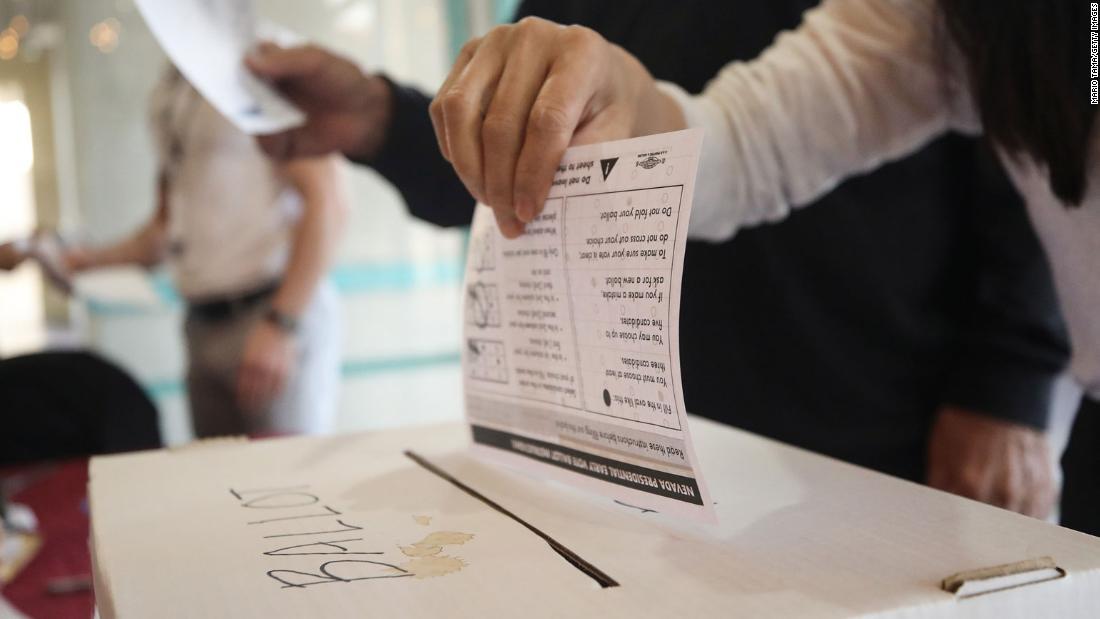 Nevada's Democratic caucuses are underway cnn.it/2PhXYvB