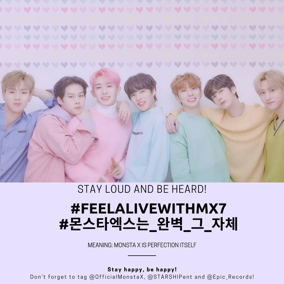 #FeelAliveWithMX7