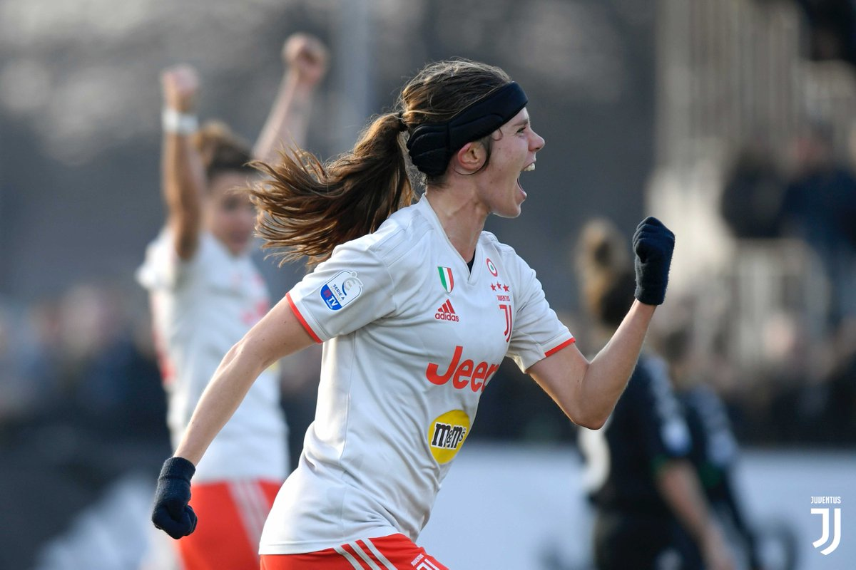 Four-goal haul in Verona for #JuventusWomen 💪  🗞Match report ➡️http://juve.it/Lmor50ytgic  #VeronaJuve #ForzaJuve