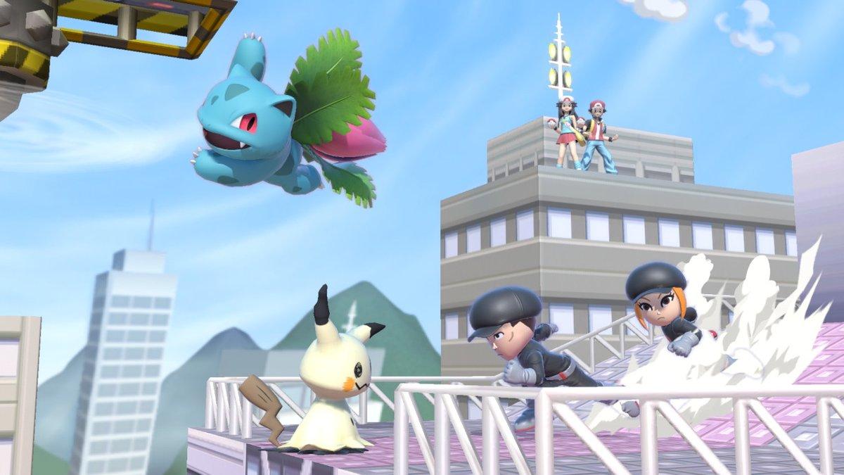 #SmashBros #スマブラSP #NintendoSwitchpic.twitter.com/CQ76OhoPAa