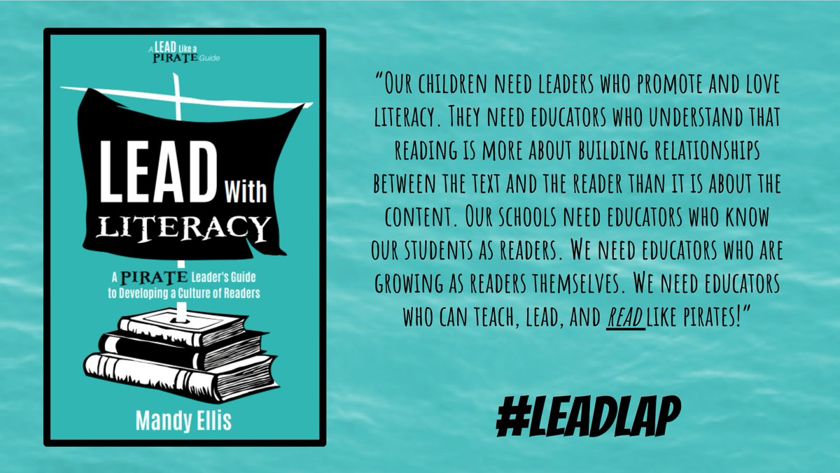 I think this is a great way to sum up this chat... @mandyeellis #LeadLAP #LeadLIT