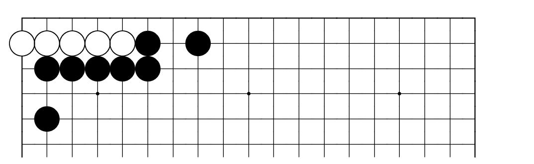 Black to play, can you solve? https://shawnsgogroup.wordpress.com  #boardgame #boardgames #tabletopgame #bgg #boardgamegeek #gamenight #analoggame #analoggames #baduk #weiqi #go #igo #gogamepic.twitter.com/pPskB5viPG