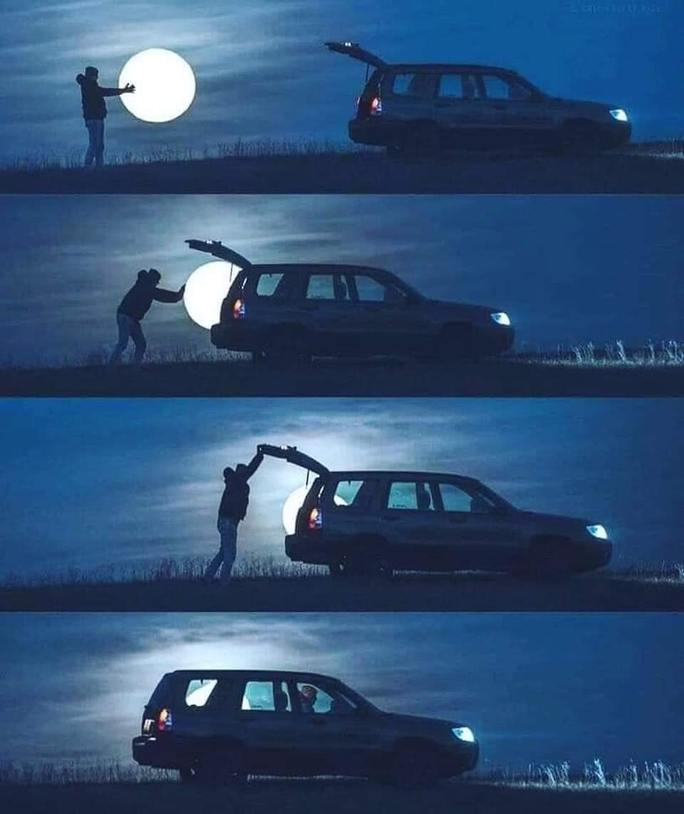 She: क्या मेरे लिए तुम चाँद लेकर आओगे?  Me: sure!  #LoveIsInTheAir pic.twitter.com/s66nS4iFkv