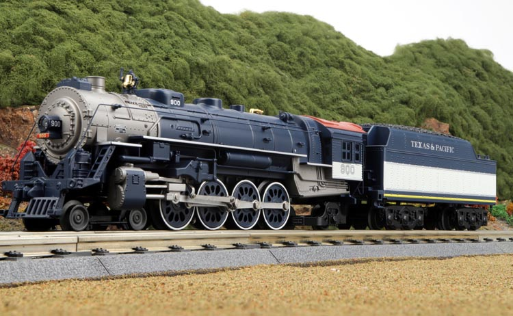 MTH Product Spotlight:  RailKing 4-8-2 Mohawk Steam Engine - Learn More: http://ow.ly/RZcT50y2s76 pic.twitter.com/oSnTkphtt5