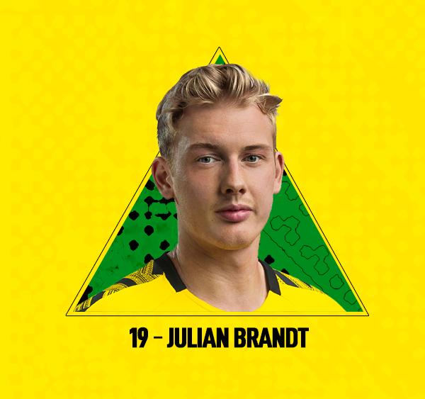 90 | Welcome back Julian Brandt! ➡️ Brandt ⬅️ Hazard #SVWBVB 0-2