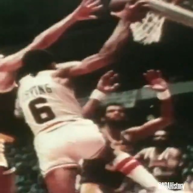 To celebrate his 70th Birthday, listen in to @JuliusErving talk about what made his game special. #NBAVault #NBABDAY