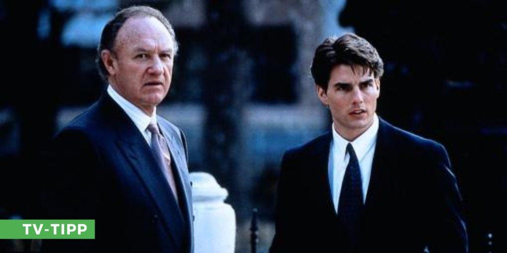 Tom Cruise in einer Lose-Lose-Situation zwischen Mafia und FBI: Die John-Grisham-Verfilmung DIE FIRMA ist unser TV-Tipp des Tages https://buff.ly/2UZIsZ2pic.twitter.com/n9H7cKhZpX
