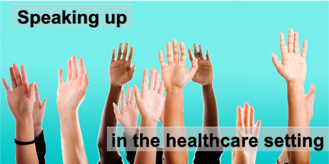 Speaking up is not easy in the healthcare setting. Here is your chance to share your story about speaking up as a caregiver or a patient. https://medivizor.com/blog/2019/08/14/why-speaking-up-matters/…pic.twitter.com/TE3kMaM49Z