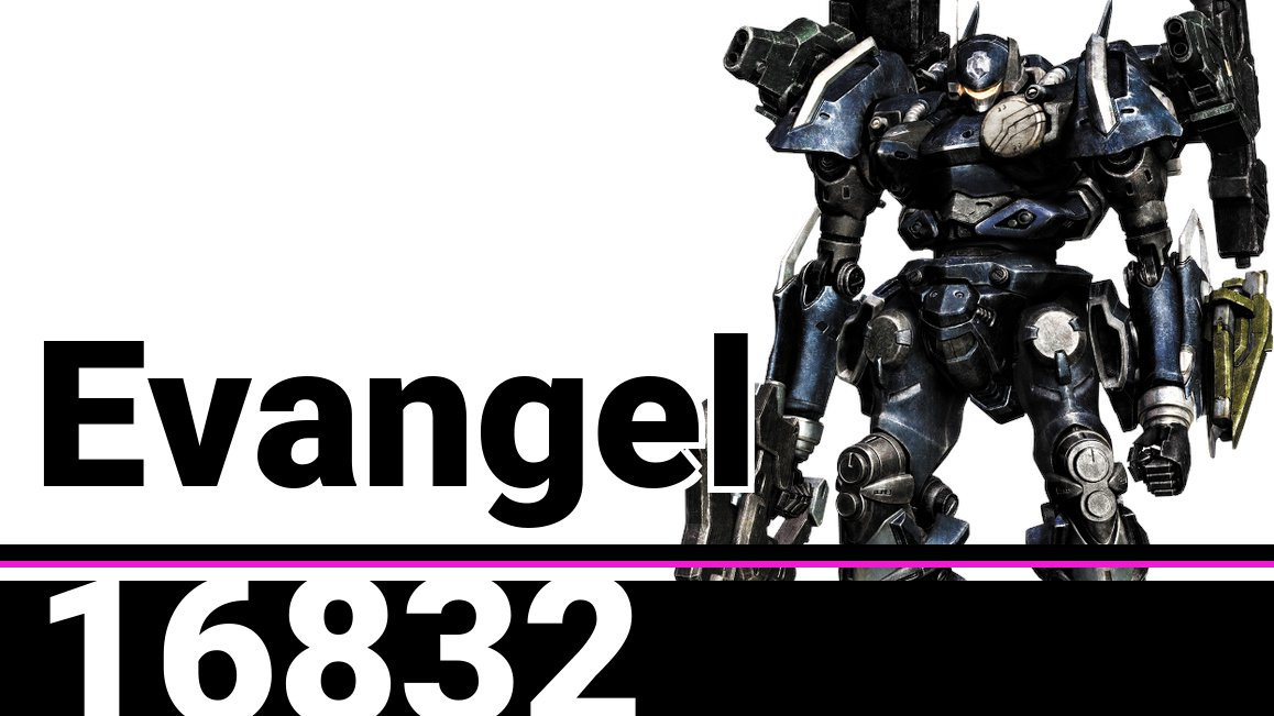 Evangel from Armored Core would be a blast to play as in Super Smash Bros Ultimate! pic.twitter.com/vqYeoBEmau
