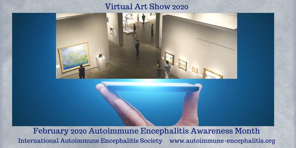 Tour our #VirtualArtShow this #WorldEncephalitisDay #autoimmune #encephalitis #patients & #caregivers express themselves https://autoimmune-encephalitis.org/2020-iaes-virtual-art-show/… https://autoimmune-encephalitis.org/2020-iaes-virtual-art-show/…  @ANG_Oxford @RunningMadProfpic.twitter.com/JI8R4manOu