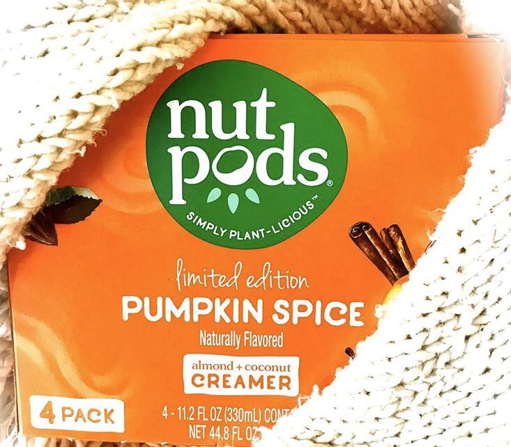 #ad #Pumpkinspice @nutpods are still available so use my link  or code in bio for 15% off today! #ifyouwanttoeatyouhavetocook #nutpods #CoffeeTeaCookCreate #nutpodspartner #nutpodsambassador #nutpodsquad #sponsored