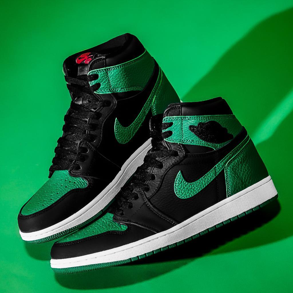 Foot Locker On Twitter Looking Like The Air Jordan Retro 1 Pine Green Lands 2 29