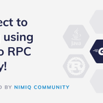 Image for the Tweet beginning: The @golang RPC Client has