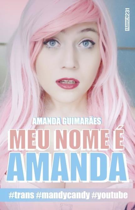 """@manugavassi 13 - """"Meu nome é Amanda"""", de Amanda Guimarães   ⭐⭐⭐⭐⭐   resenha:"""