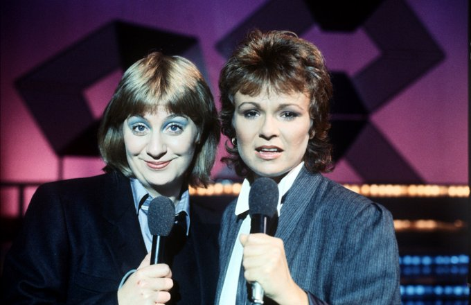 Happy Birthday to Dame Julie Walters (right)! She is 70 today. Favourite Julie Walters role?