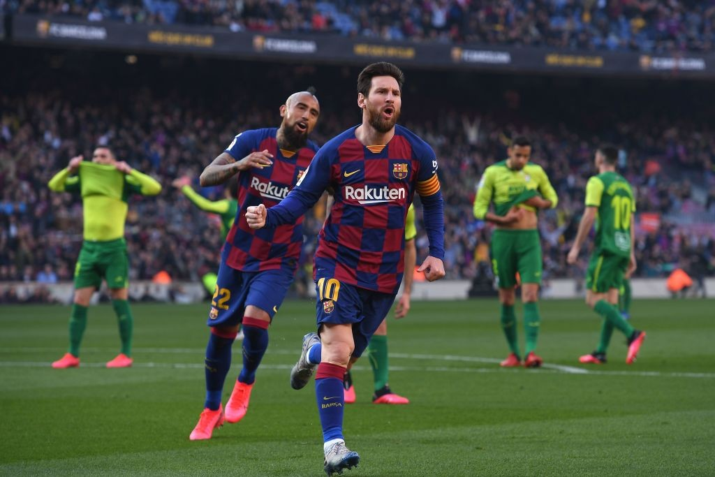 Xem lại Barcelona vs Eibar Highlights, 22/02/2020