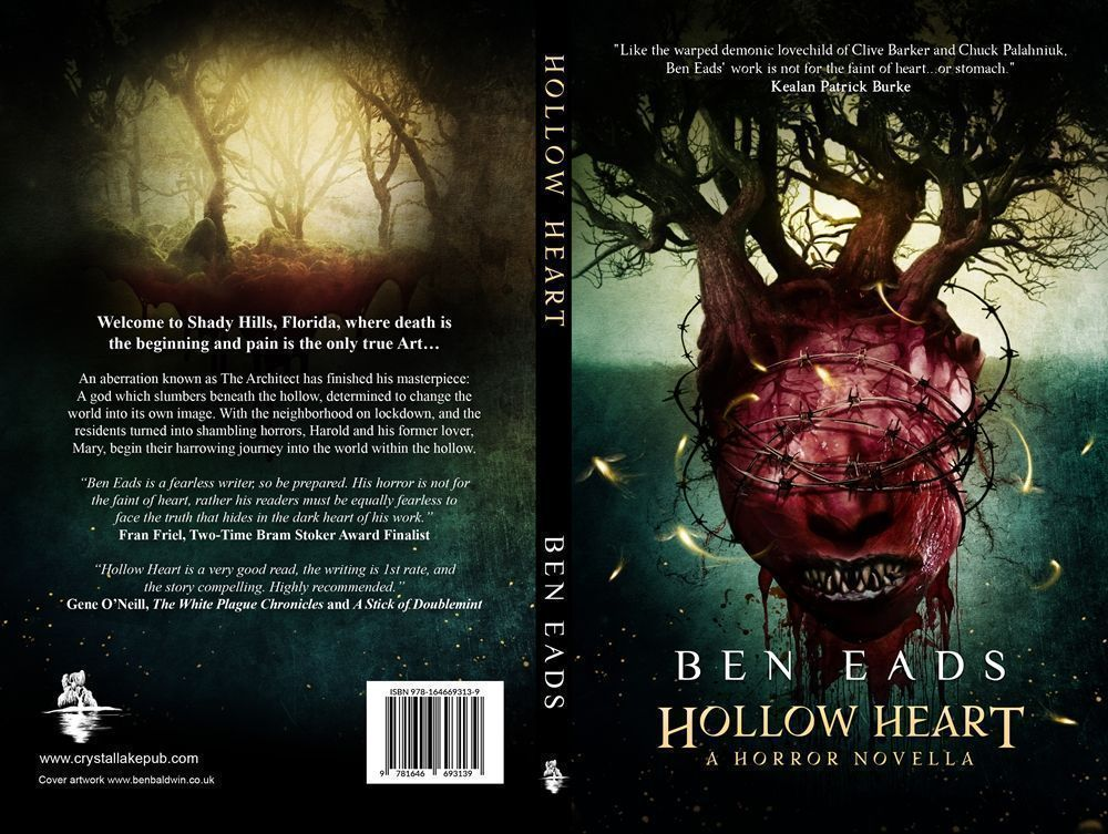 """Like the warped demonic lovechild of Clive Barker and Chuck Palahniuk, Ben Eads' work is not for the faint of heart...or stomach.""—Kealan Patrick Burke  #XperienceIT today on paperback, Kindle, and KU: https://buff.ly/2YjtQDy   #PromoteHorror #horrorjunkie #DarkFantasypic.twitter.com/dg9dgiQ2zd"