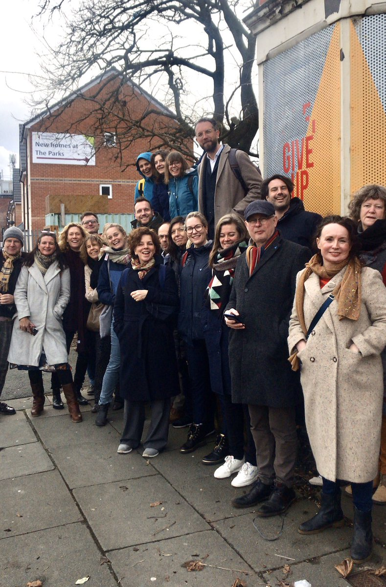 Great to host & connect with visitors from The Netherlands & Belgium today as part of their studies on Leadership in the Cultural Sector @LinC_LL @HomebakedA @homebakedclt @DeadPigeonG @kittyslaundry #LinC #learnbydoing #peertopeerlearning