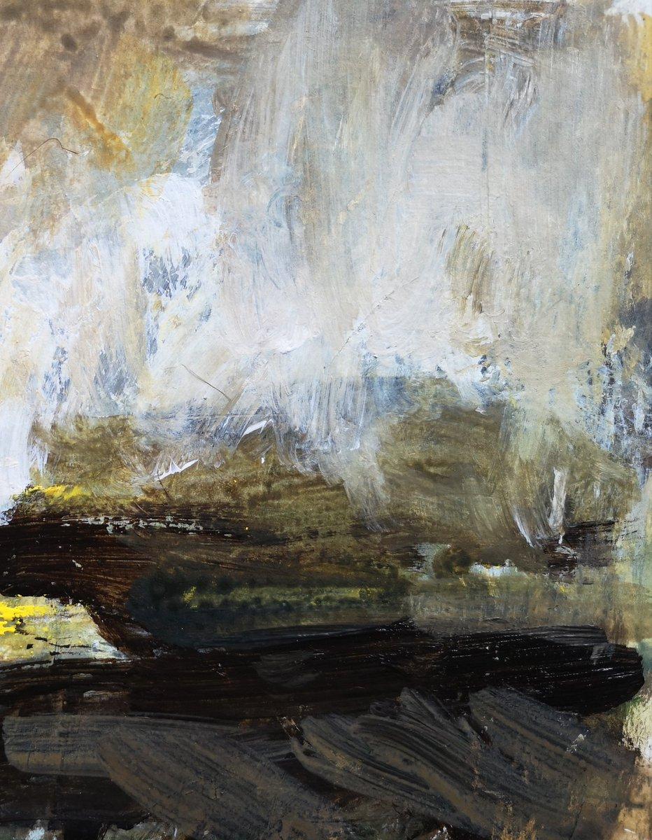 Sketchbook stuff.  #landfebruary #mixedmedia #sketchbook #acrylic #oilpastel #watercolour #contemporaryart #semiabstractart #artpic.twitter.com/o0pVn9zu8Q