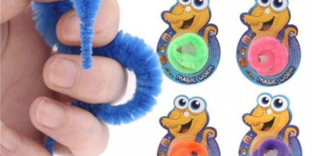 Squirmles Magic Twisty Fuzzy Worm (FREE WORLDWIDE SHIPPING!) https://careforr.com/squirmles-magic-twisty-fuzzy-worm/… #healthcare#beautyproducts#skincareproducts#oralecare#teethwhitening#hairremoval#makeupkits#makeupbrishes#sugarlipscrub#hygieneproducts#mengrooming# pic.twitter.com/WxgE3HxP4I