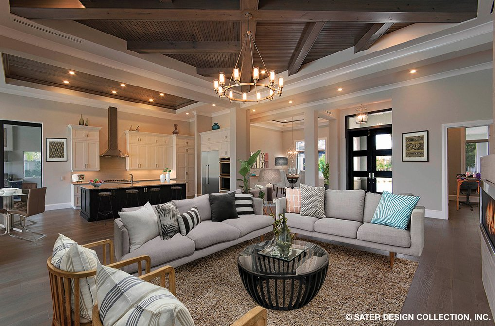 Well hello there! This gorgeous new home design from the Sater Design Collection reflects a modern approach to luxury. And yes, it's on sale right now, along with thousands of other stunning home designs.  See plan 930-509: https://www.houseplans.com/plan/4159-square-feet-5-bedroom-4-5-bathroom-3-garage-contemporary-mediterranean-european-sp262695…  #architect #architecture pic.twitter.com/C6MK3KZd1N